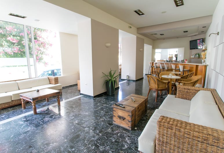 Sylvia Hotel, Rhodes, Hotel Lounge