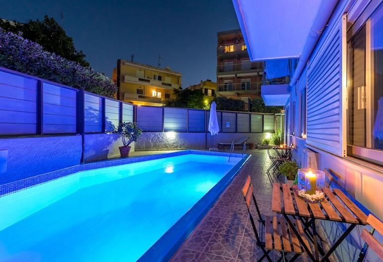 7 Palms Hotel Apartments, Rodosz
