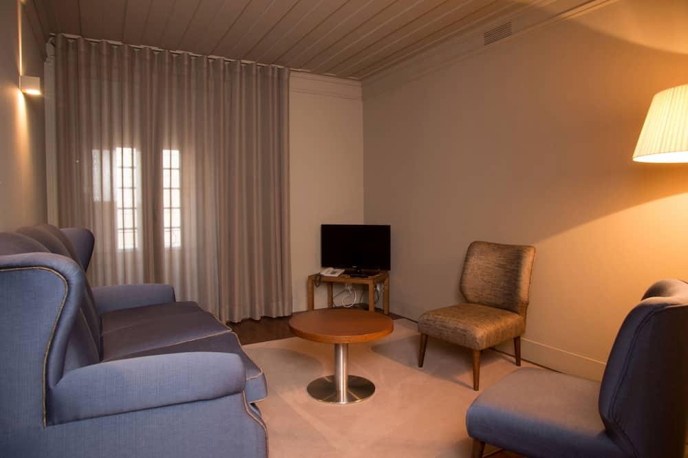 Delüks Süit - Oturma Odası