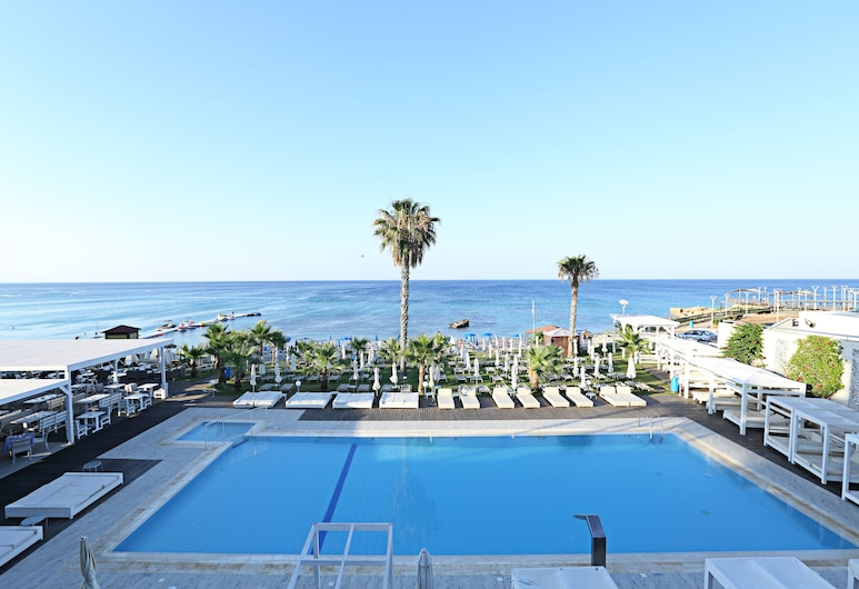 Silver Sands Beach Hotel, Protaras, Utendørsbasseng