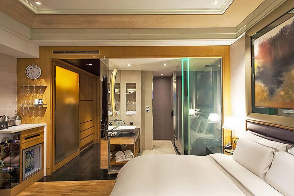 極品客房, 1 張特大雙人床 - 浴室