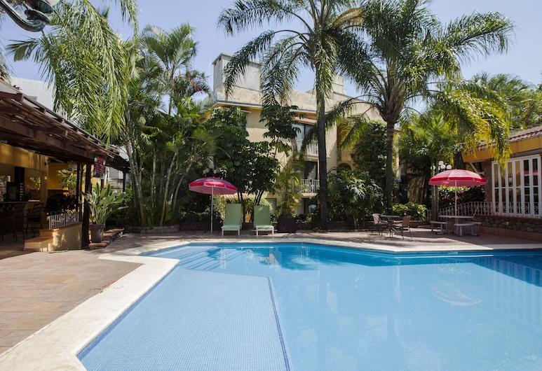 Quinta del Gobernador, Cuernavaca, Outdoor Pool