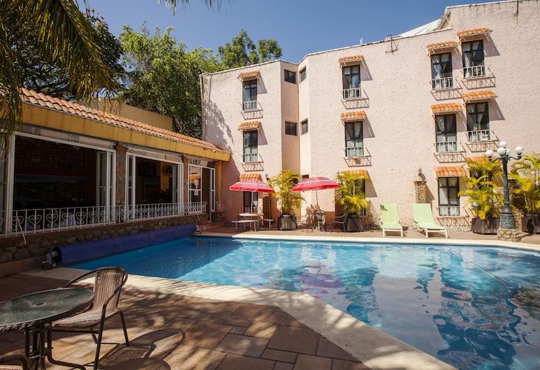 Quinta del Gobernador, Cuernavaca, Fachada del hotel