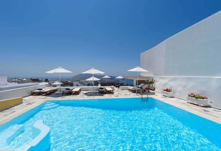 Kallisto Hotel, Santorini, Suite (Junior Maisonette), Beach/Ocean View