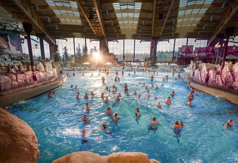 Hotel Sun Parc - FREE Shuttle, Ringsheim, Wasserpark