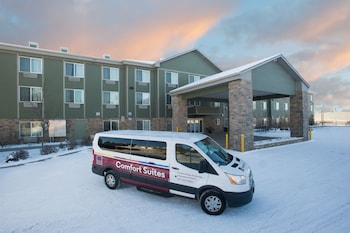 Foto van Comfort Suites Anchorage International Airport in Anchorage