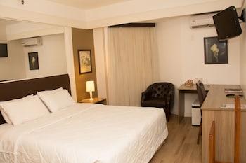 Naktsmītnes Hotel Continental Porto Alegre e Centro de Eventos attēls vietā Portualegri