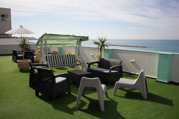 特拉維夫特拉維夫金色海灘酒店的圖片