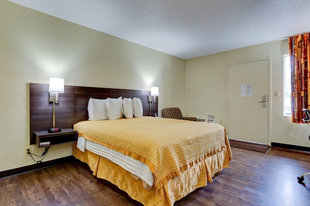 客房, 1 張加大雙人床 - 客房