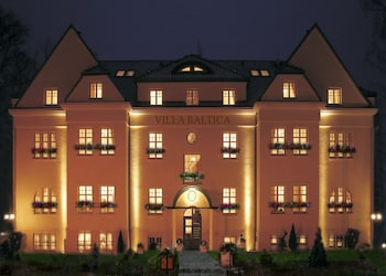 Foto van Hotel Villa Baltica in Sopot