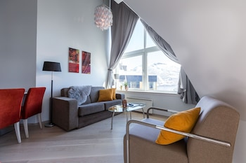 Mynd af City Living Hotel, Tromsø í Tromso