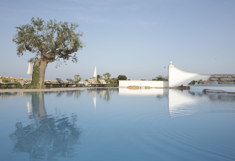 Borgobianco Resort & Spa Polignano - MGallery, Polignano a Mare, Udendørsareal
