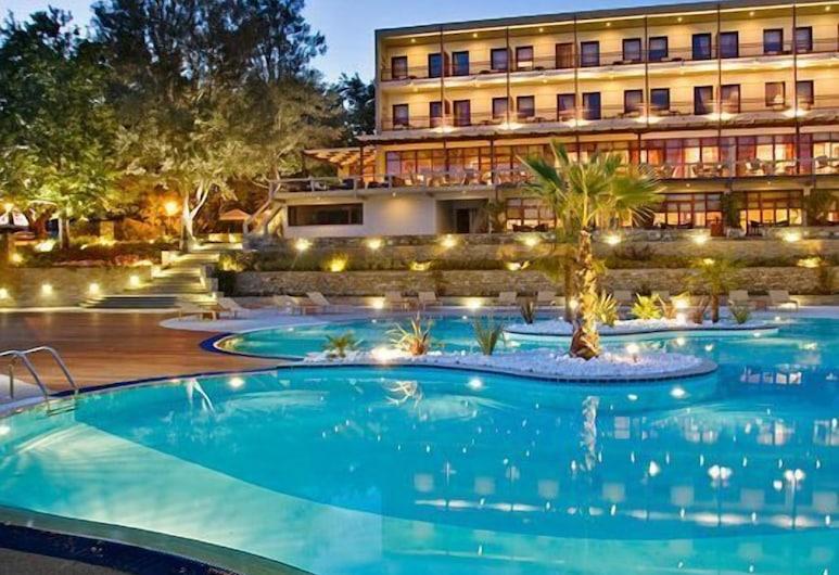 Xenia Palace Portaria, Volos, Udendørs pool