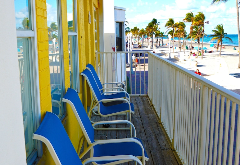 Hollywood Beach Hotels, Hollywood, Hotel Front