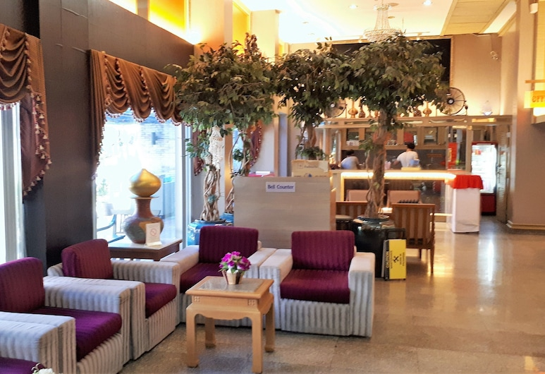 ロイヤル アジア ロッジ ホテル バンコク, バンコク, ロビー応接スペース