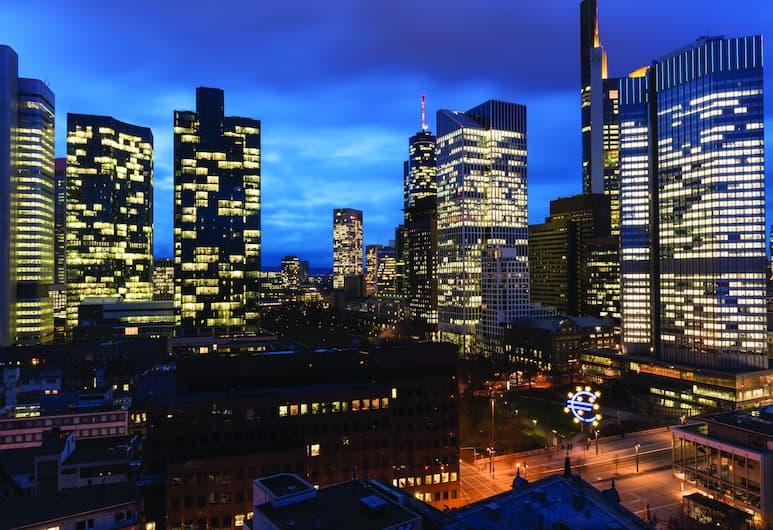Adina Apartment Hotel Frankfurt Neue Oper, Frankfurt, Premier Stüdyo, Oda Manzarası