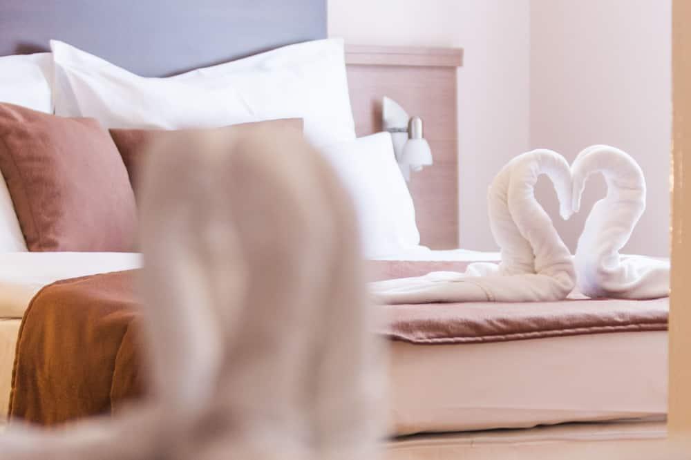 Apartamentai su pagrindiniais patogumais, 1 miegamasis - Svečių kambarys