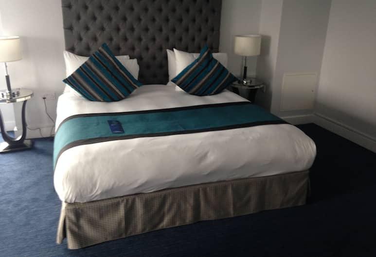 Radisson Blu Hotel Bristol, Bristol, Suite (Harbourside), Guest Room