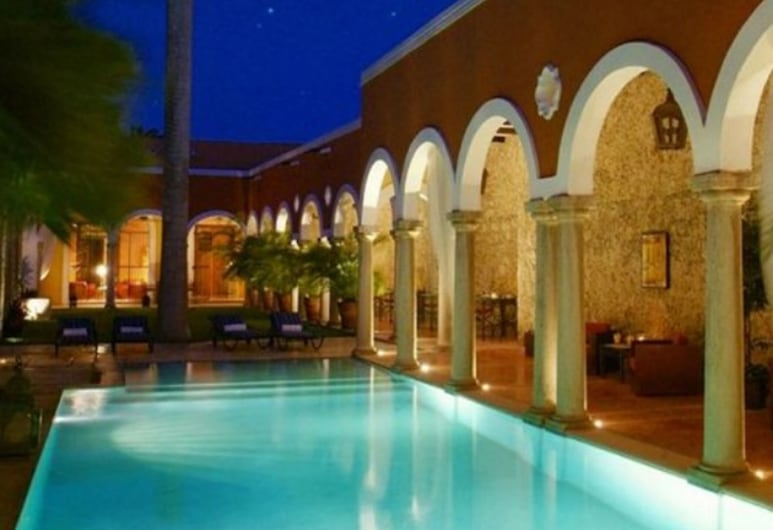 Hotel Hacienda Merida, Mérida, Areál