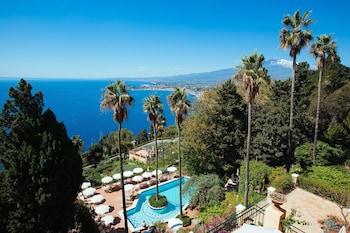 Bild vom Hotel Villa Belvedere in Taormina