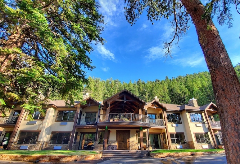 Inn on Fall River & Fall River Cabins, Estes Parkas