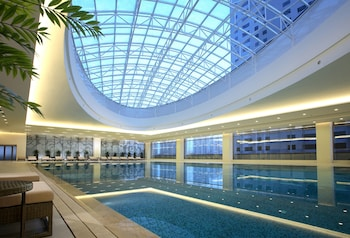 Enter your dates to get the Dalian hotel deal
