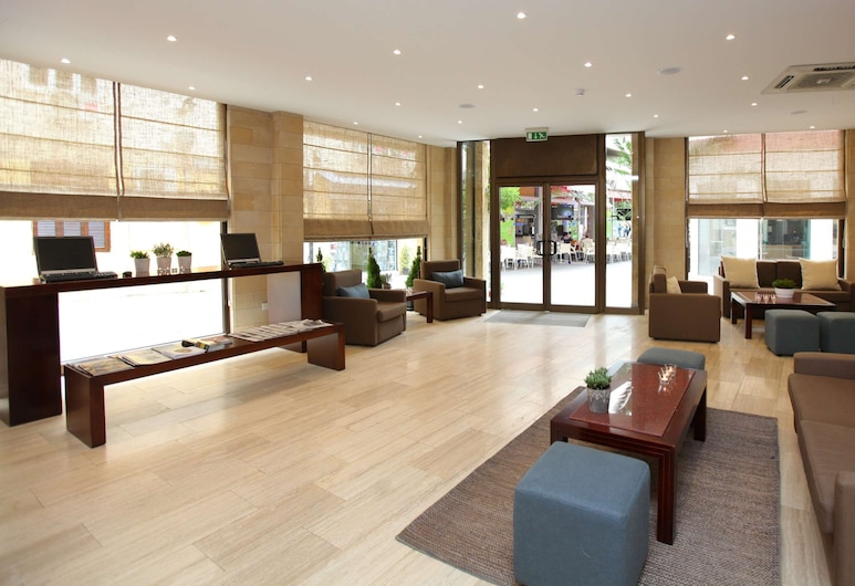 Centrum Hotel, Nicosia, Lobby