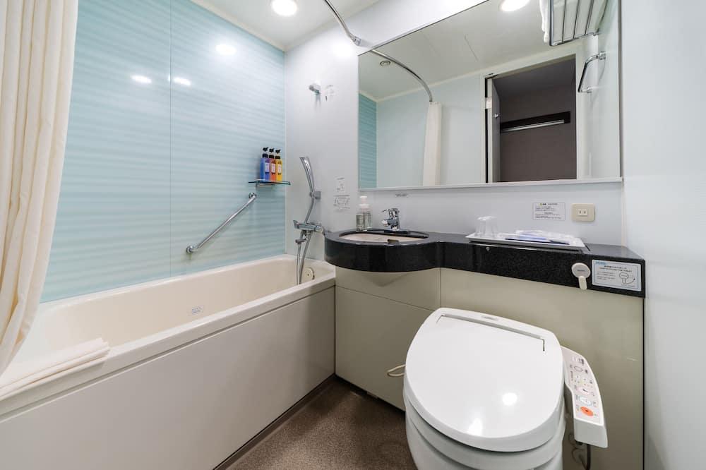 標準雙人房, 吸煙房 (Checkin 1PM, Checkout 10PM Nextday) - 浴室