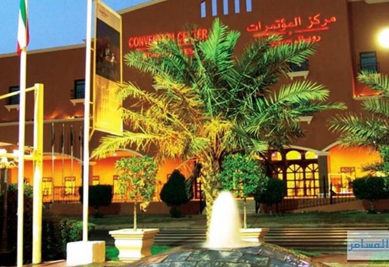 The Convention Center & Royal Suites, Πόλη του Κουβέιτ, Κήπος