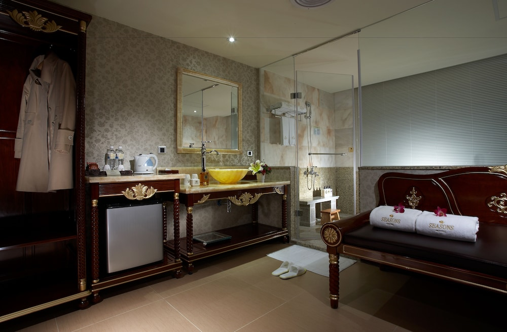 Royal Seasons Hotel Hot Springs Beitou, Taipei
