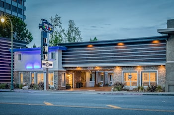 A(z) Stone Villa Inn hotel fényképe itt: San Mateo