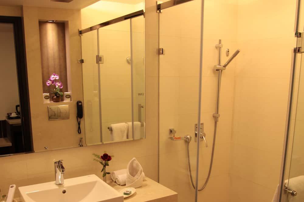 Premium kamer - Badkamer