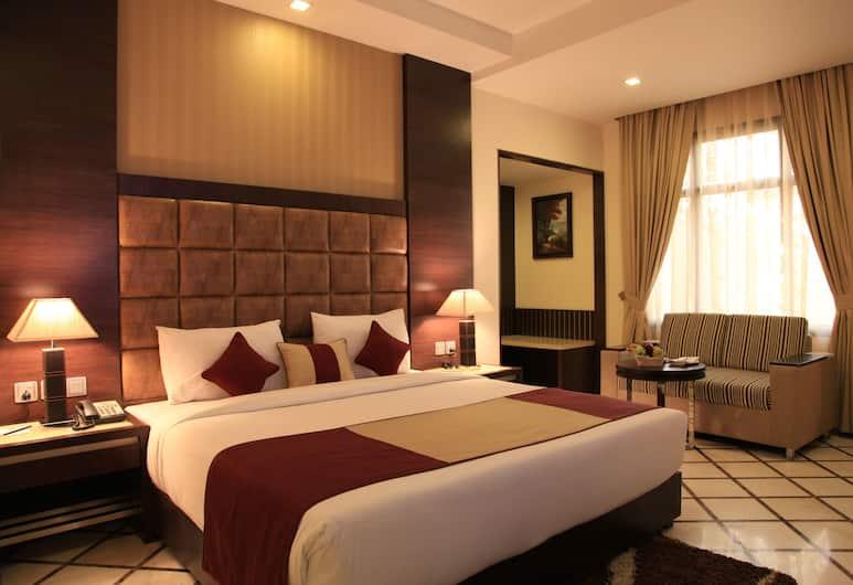 Hotel Florence, Nuova Delhi, Camera Executive, Camera