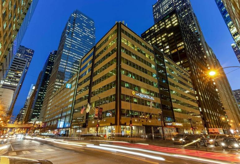 La Quinta Inn & Suites by Wyndham Chicago Downtown, Chicago, Utvendig