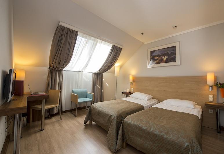 The Three Corners Hotel Bristol, Budapest, Comfort Twin Room, Guest Room