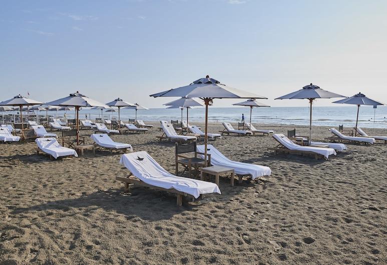 MarePineta Resort, Cervia, Playa