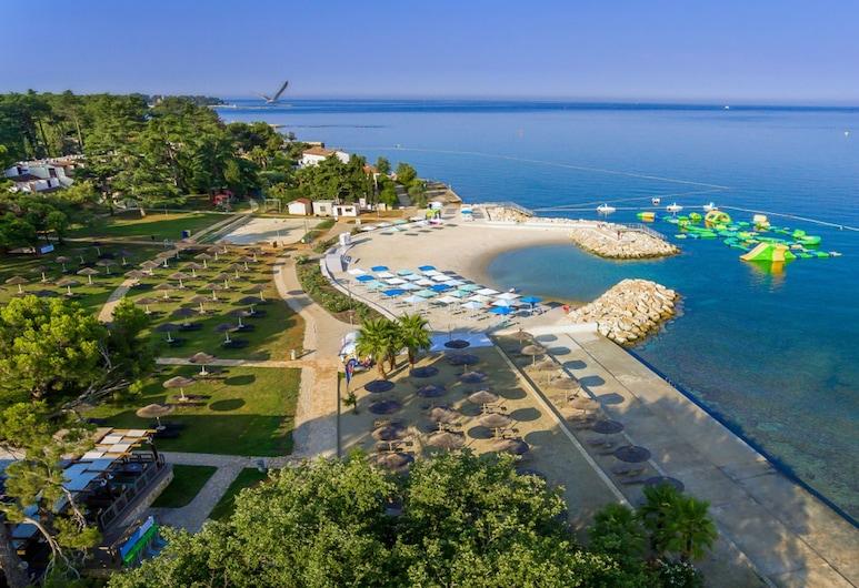 Valamar Pinia Hotel, Porec, Pláž