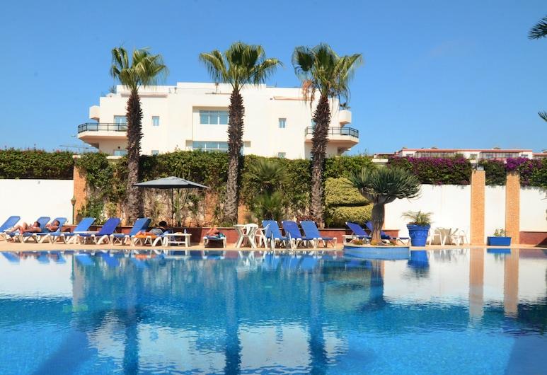 Golden Beach Appart'hotel, Agadir, Utendørsbasseng