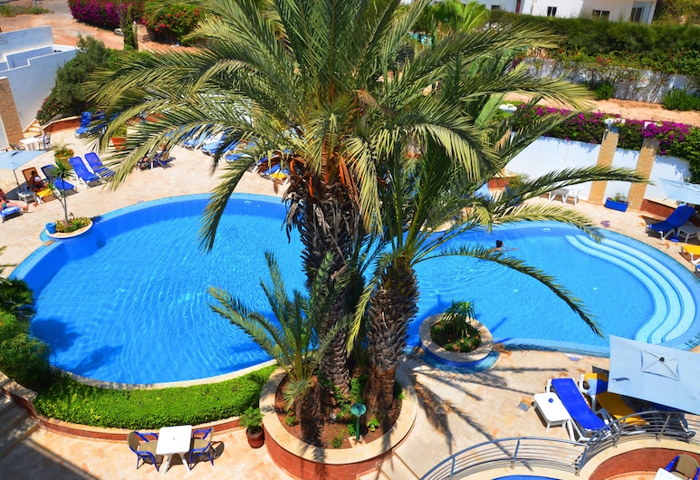 Golden Beach Appart'hotel, Agadir, Alberca