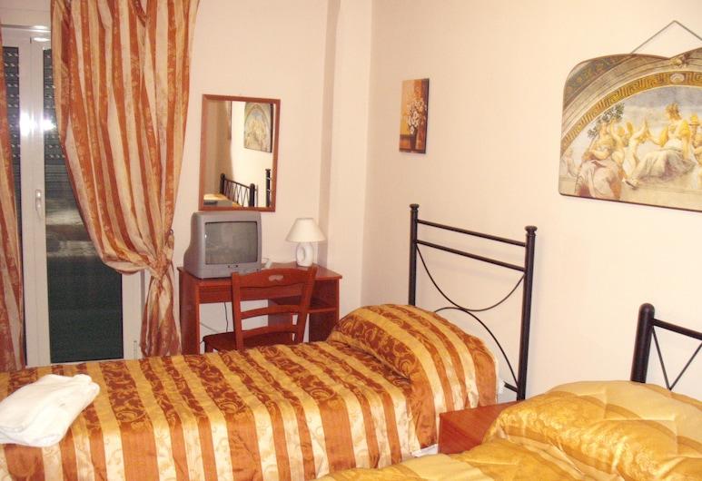 Hotel Alloggio Del Conte, Napoli, Tremannsrom – comfort, Gjesterom