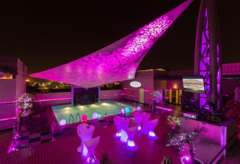Mercure Gold Hotel Al Mina Road Dubai, Dubajus, Baseinas