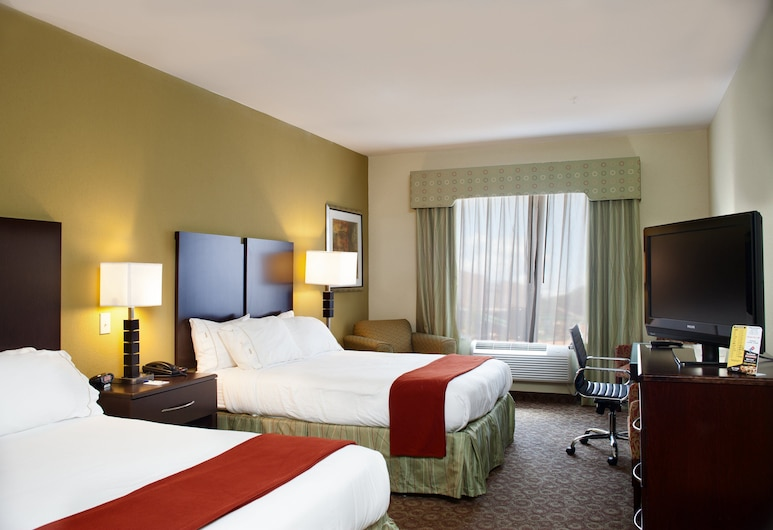Holiday Inn Express & Suites Waller - Prairie View, Waller, Room, 2 Queen Beds, Non Smoking, Guest Room