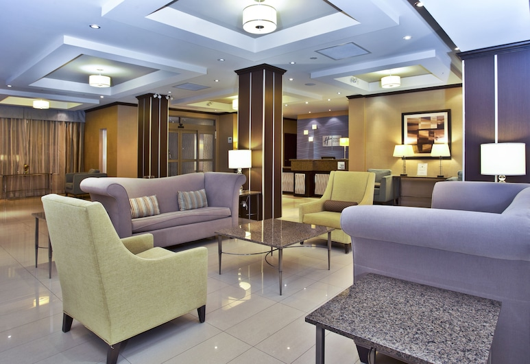Holiday Inn Express & Suites Kingston Central, Kingston, Lobby