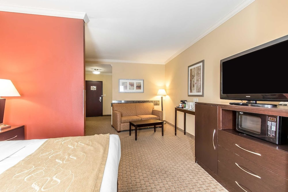 Standardzimmer, 1King-Bett, barrierefrei, Nichtraucher - Zimmer