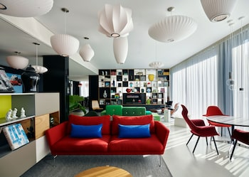 Picture of citizenM Hotel Amsterdam South in Amsterdam