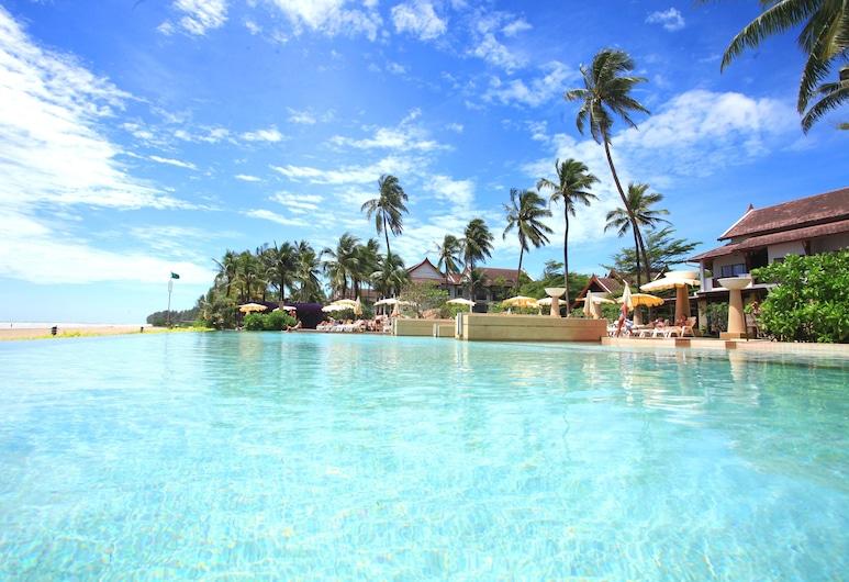 阿帕薩拉海灘度假村, 塔庫巴, 室外泳池