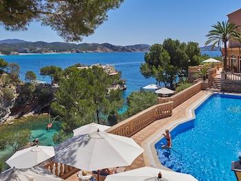 Calvia — zdjęcie hotelu Hotel Petit Cala Fornells