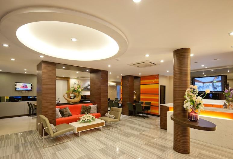 iCheck inn Regency Sukhumvit, Bangkok, Miejsce do wypoczynku