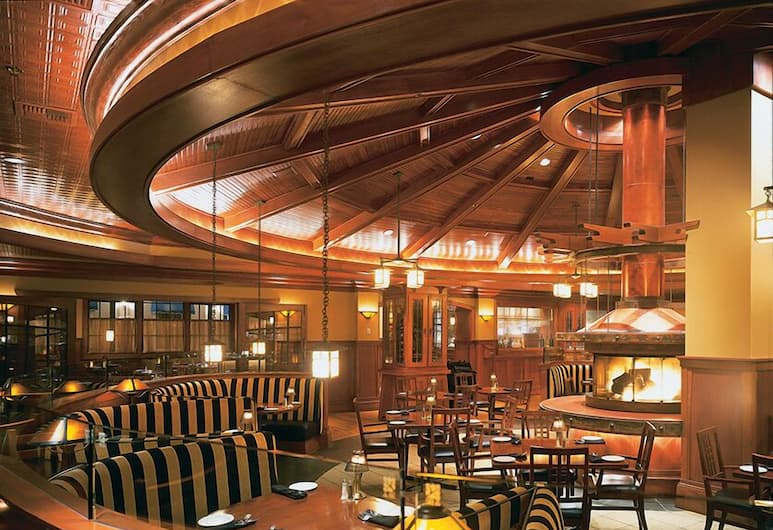 康瑟爾布拉夫斯美國明星賭場飯店, 康索布魯夫斯, 餐廳