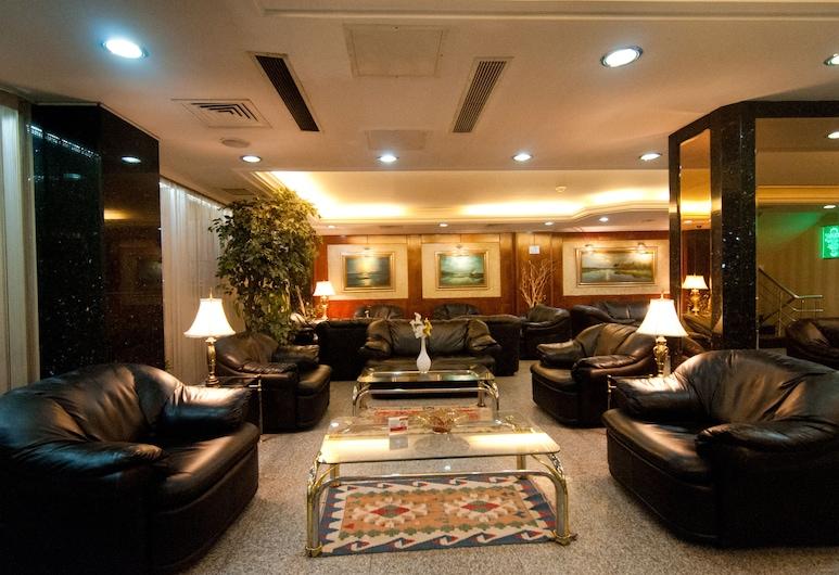Grand Hilarium Hotel, Istanbul, Eteisaula